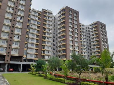 Gallery Cover Image of 900 Sq.ft 2 BHK Apartment for rent in Magnolia Oxygen, Chotto Chandpur for 10000