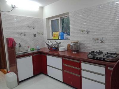 Kitchen Image of Sayed Javed PG in Moti Nagar