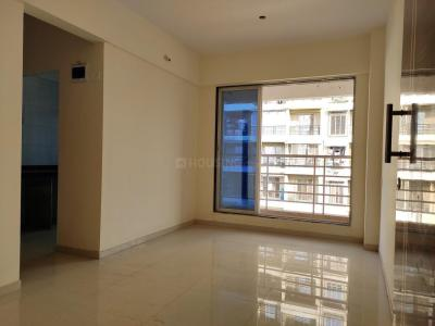 Gallery Cover Image of 685 Sq.ft 1 BHK Apartment for rent in Ghansoli for 14500
