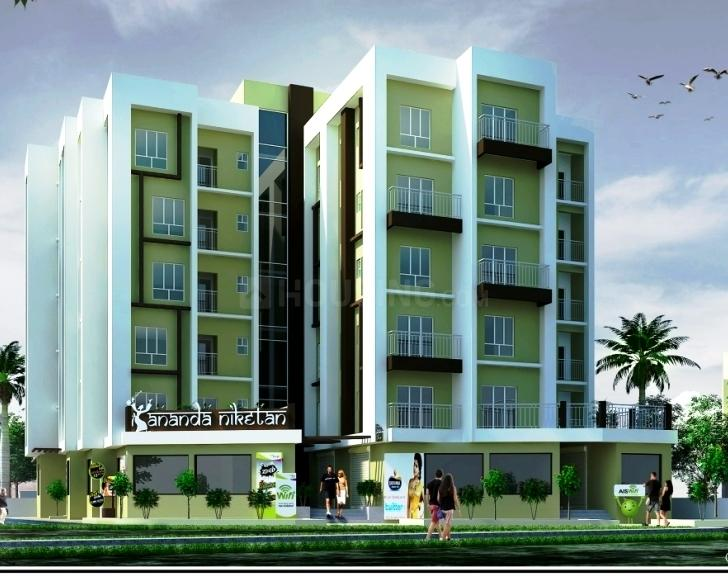 Building Image of 756 Sq.ft 2 BHK Apartment for buy in Mourigram for 1890000