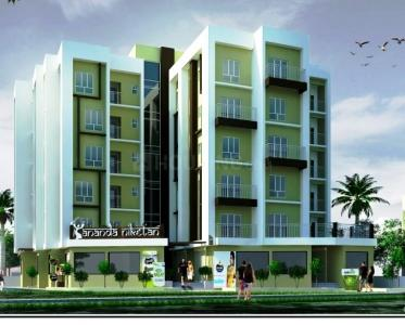 Gallery Cover Image of 756 Sq.ft 2 BHK Apartment for buy in Mourigram for 1890000
