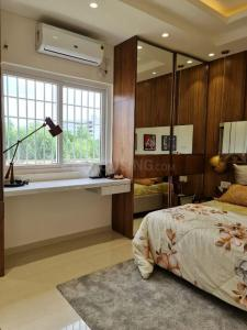 Bedroom Image of 1039 Sq.ft 2 BHK Apartment for buy in Urbanrise Spring Is In The Air, Aminpur for 4623550