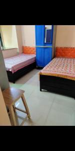 Bedroom Image of No Brokrage Paying Guest in Powai