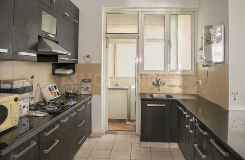 Kitchen Image of Anand Nest 49 in Sector 50