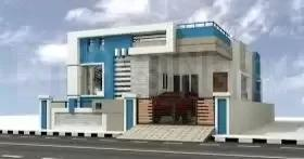 Gallery Cover Image of 650 Sq.ft 2 BHK Independent House for buy in Siruseri for 3560000