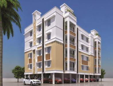 Gallery Cover Image of 455 Sq.ft 1 BHK Apartment for buy in Garia for 1501500