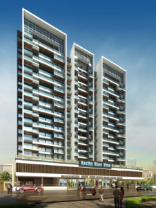 Gallery Cover Image of 685 Sq.ft 1 BHK Apartment for buy in Aastha River View, Taloja for 4000000