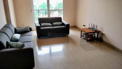 Gallery Cover Image of 1800 Sq.ft 3 BHK Apartment for rent in Adarsh Palm Retreat Tower 1, Bellandur for 45000