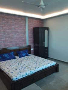 Gallery Cover Image of 500 Sq.ft 1 RK Apartment for rent in Mangalam Nirvana 2, Science City for 16000