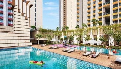 Gallery Cover Image of 1585 Sq.ft 3 BHK Apartment for buy in New Cuffe Parade - Lodha Gardenia, Sion for 39000000