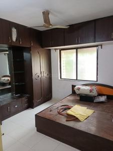 Gallery Cover Image of 617 Sq.ft 1 BHK Apartment for buy in Raojee Palladium Homes, Dhanori for 3500000