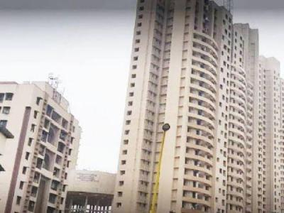 Gallery Cover Image of 612 Sq.ft 1 BHK Apartment for rent in Hubtown Greenwoods, Thane West for 17000