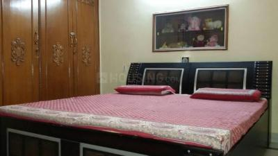Bedroom Image of Pawan PG in Khirki Extension