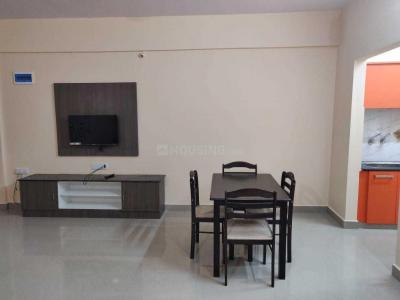 Gallery Cover Image of 450 Sq.ft 1 RK Independent Floor for rent in Hulimavu for 8000