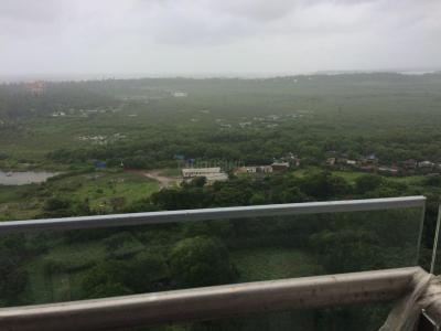 Balcony Image of 1060 Sq.ft 2 BHK Apartment for buy in Raheja Exotica Sorento, Madh for 17000000