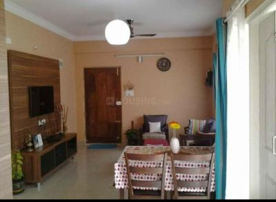 Gallery Cover Image of 1058 Sq.ft 2 BHK Apartment for rent in Subhodayaraga Laurels, Hulimavu for 15000