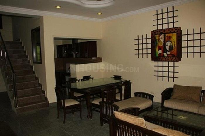Living Room Image of 1400 Sq.ft 2 BHK Independent Floor for buy in Indira Nagar for 3400000