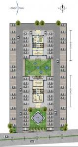 Gallery Cover Image of 1710 Sq.ft 3 BHK Apartment for buy in Bhayli for 4400000