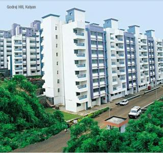 Gallery Cover Image of 600 Sq.ft 1 BHK Apartment for rent in Kalyan West for 7500