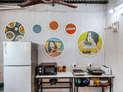 Kitchen Image of Stanza Living Manisa House in Wagholi