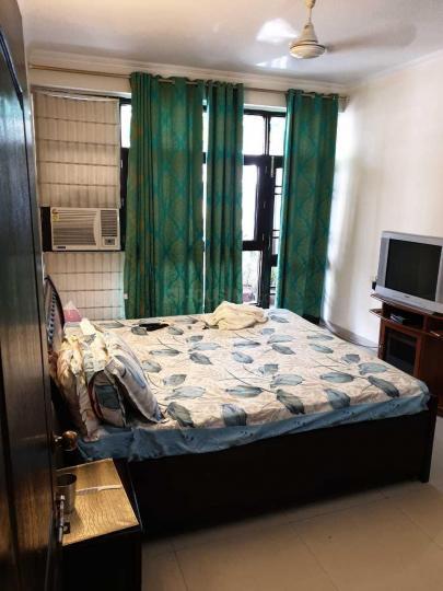 Bedroom Image of PG 4543993 Munirka in Munirka
