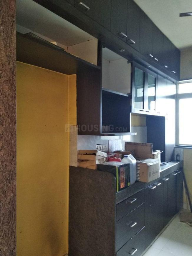 Kitchen Image of 1020 Sq.ft 3 BHK Apartment for rent in Kanjurmarg West for 53001