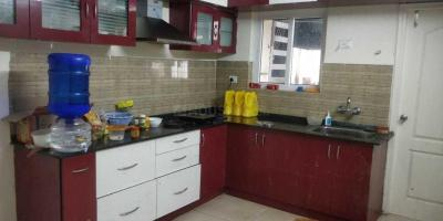 Kitchen Image of Female Flat Sharing in Kukatpally