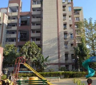 Gallery Cover Image of 1750 Sq.ft 3 BHK Apartment for rent in Ganpati Apartment, Mehrauli for 27000
