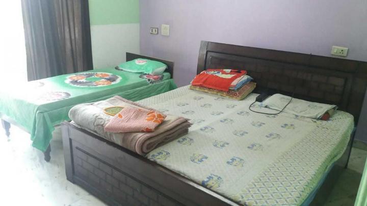 मनेसार में नवीन पीजी में बेडरूम की तस्वीर