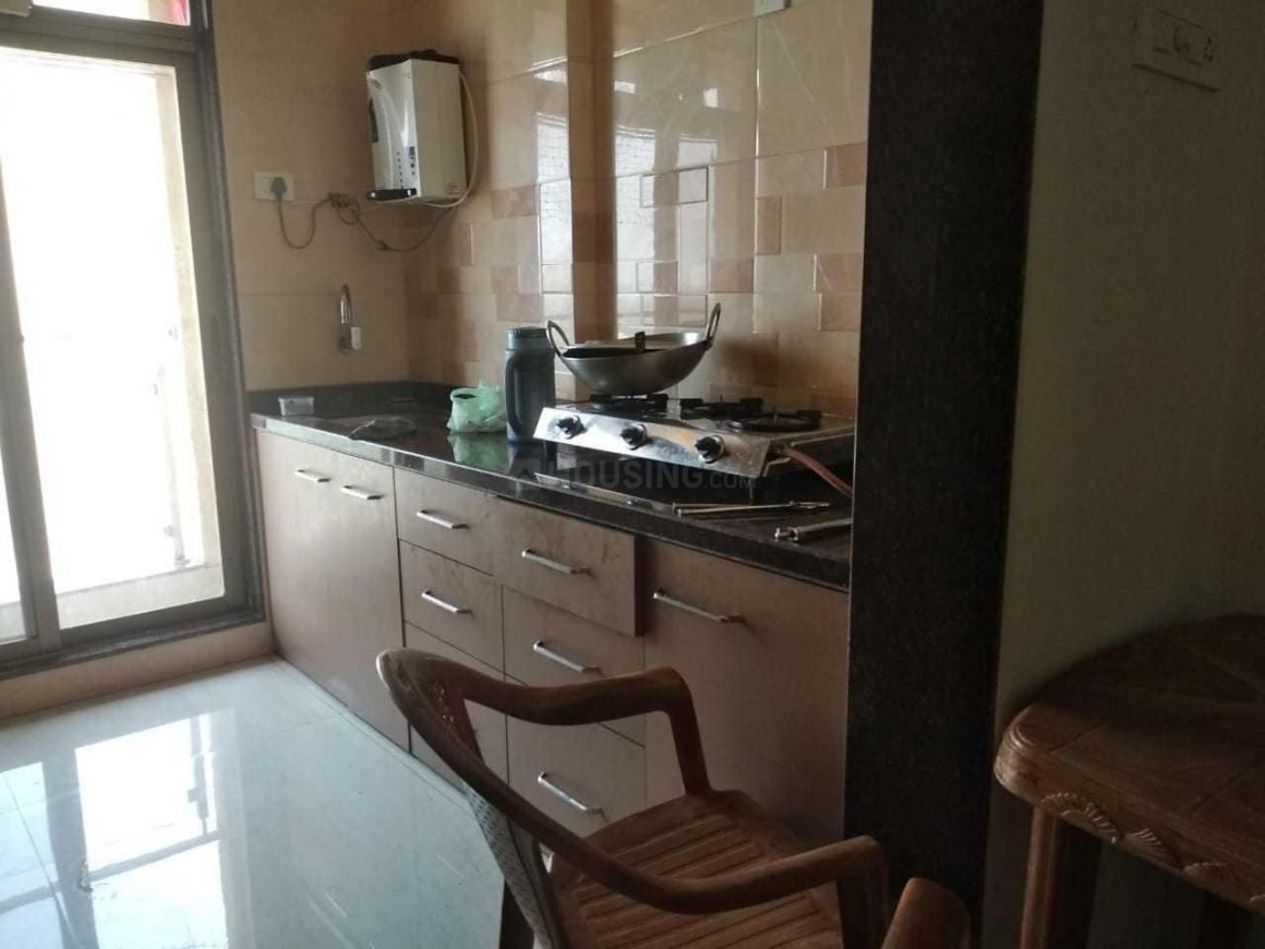 Kitchen Image of PG 4195447 Kharghar in Kharghar
