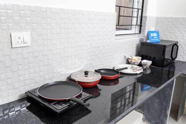 Kitchen Image of Zolo Rembrandt in Whitefield