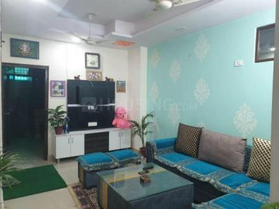 Gallery Cover Image of 1450 Sq.ft 3 BHK Independent Floor for rent in Defence Enclave, Sector 44 for 20000