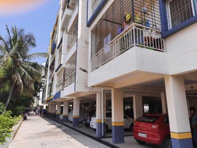 Gallery Cover Image of 1210 Sq.ft 2 BHK Apartment for rent in Sovereign Santhinivasa, Chikkadunnasandra for 15800