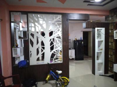 Gallery Cover Image of 1200 Sq.ft 2 BHK Apartment for rent in NSK Bliss Meadows, Miyapur for 18500