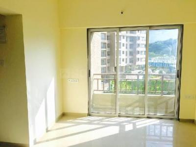 Gallery Cover Image of 540 Sq.ft 1 BHK Apartment for rent in Vihang Hills, Thane West for 10500
