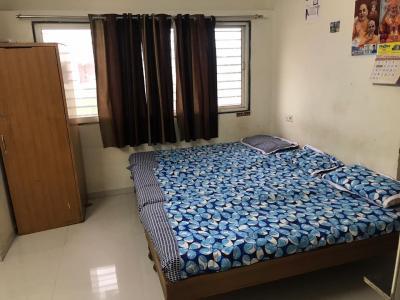 Bedroom Image of Patel PG & Hostel in Bodakdev