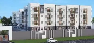 Gallery Cover Image of 1188 Sq.ft 2 BHK Apartment for buy in Elegant Exquisite, RR Nagar for 5643000