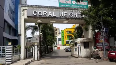 Gallery Cover Image of 650 Sq.ft 1 BHK Apartment for rent in Coral Heights, Thane West for 18000