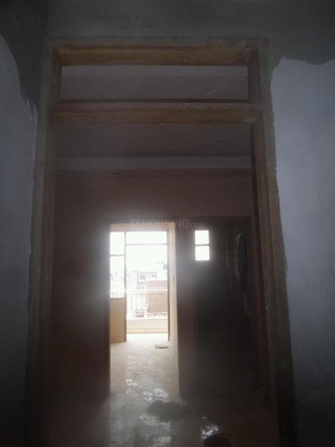 Main Entrance Image of 450 Sq.ft 1 BHK Independent Floor for rent in Mahavir Enclave for 8000
