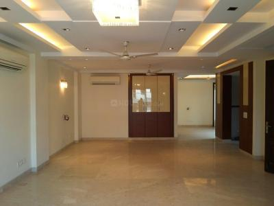 Gallery Cover Image of 2700 Sq.ft 4 BHK Independent Floor for buy in Safdarjung Enclave for 55000000