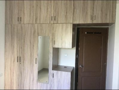 Gallery Cover Image of 1200 Sq.ft 2 BHK Apartment for rent in Bren Corporation Bren Avalon, Kartik Nagar for 28500