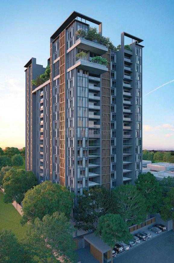 Building Image of 1901 Sq.ft 3 BHK Apartment for buy in Ambli for 31000000