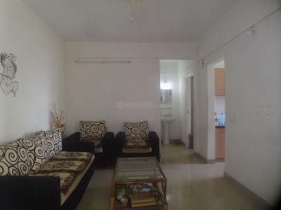 Gallery Cover Image of 970 Sq.ft 2 BHK Apartment for rent in Akshayanagar for 20000