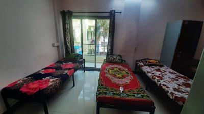 Bedroom Image of Samrudhi PG Services in Hadapsar