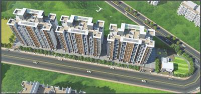 Gallery Cover Image of 1283 Sq.ft 3 BHK Apartment for buy in Choice Park Vista Phase 2, Lohegaon for 6447340
