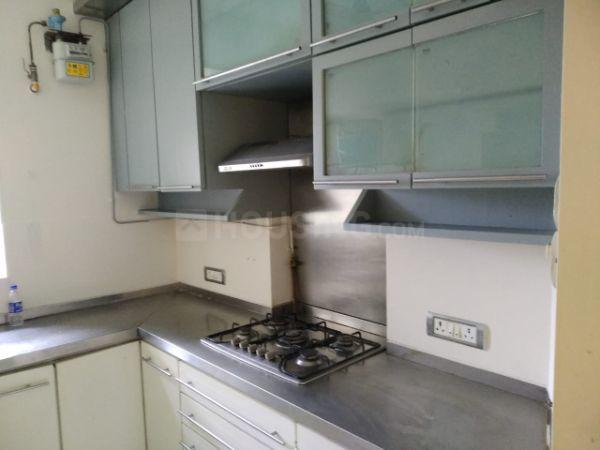 Kitchen Image of 2590 Sq.ft 4 BHK Apartment for buy in Rustomjee Paramount, Santacruz West for 100000000