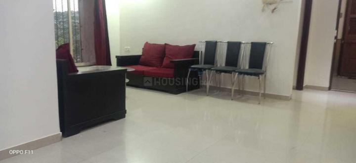 Living Room Image of 1000 Sq.ft 2 BHK Apartment for rent in Kandivali East for 28000