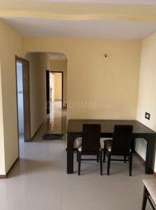 Gallery Cover Image of 1300 Sq.ft 3 BHK Apartment for rent in Rajhans Dreams, Vasai West for 18000