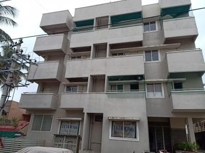Gallery Cover Image of 1330 Sq.ft 3 BHK Apartment for buy in Vijaya Tarangini, Mysuru for 4800000