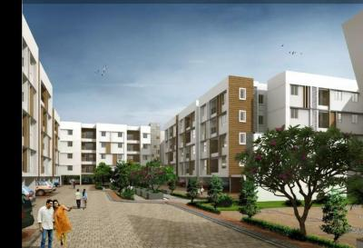 Gallery Cover Image of 574 Sq.ft 1 BHK Apartment for buy in Iyyappanthangal for 2955526